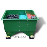 K-Koi 8000 GRP Filter (Gravity Fed - Media) NO LID