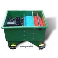 K-Koi 8000 GRP Filter (Pump Fed - Media) NO LID