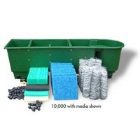 K-Koi 10000V GRP Filter (Gravity - Media) NO LID