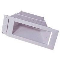 Certikin Wide Mouth Adapter (Concrete) White