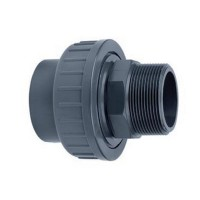"1.5"" Socket Unions (Glue-male thread)"