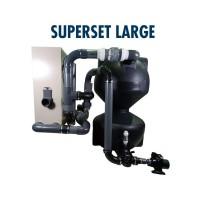 Super-SET 8000 gallons (Sieve - Amalgam - Pump - Bead etc.)