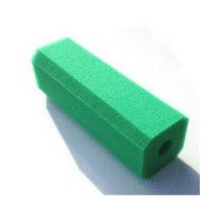 "Green foam cartridges (12x 4""x 4"")"""