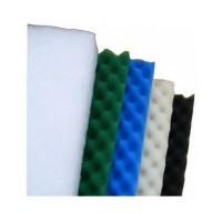 K-Koi Replacement foam Set 1 (x2 foam x1 wool)