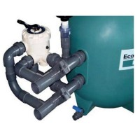 Low pressure bypass kit for EB 100-140 Filters