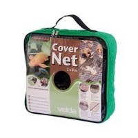 Velda quality cover net in carrry bag 4 x 3m