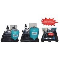 EB 50 CompleteSystem(sieve, pump, UVC, EB50)