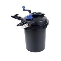 Cloverleaf 10000ltr pressure filter + 11W PLS UV