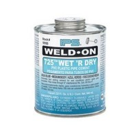Large Tin of Solvent Weld Glue (500ml)
