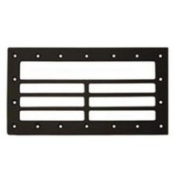Grid for front of Standard Wide-mouth (SB265) Skimmer