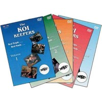 The Koi Keepers DVDs  No1